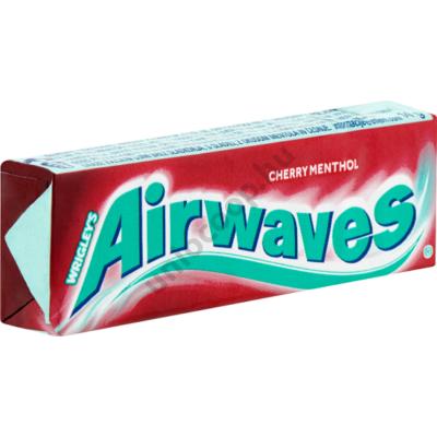 AIRWAVES CHERRY MENTHOL RÁGÓGUMI 14G