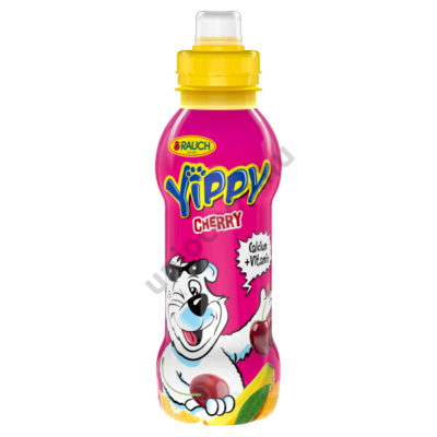 RAUCH YIPPY GYÜM.IT.CHERRY 12%PET 0.33L
