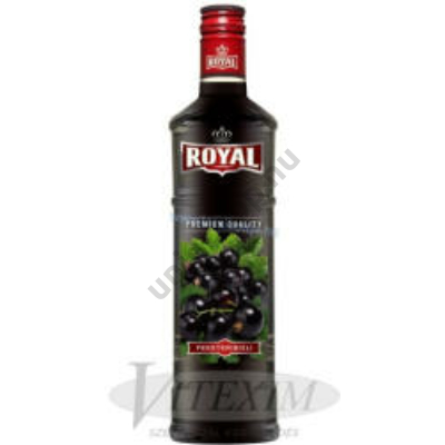 ROYAL FEKETERIBIZLI VODKA 30% 0.2L