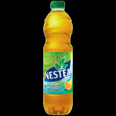 NESTEA ZÖLD TEA CITRUS PET 1.5L
