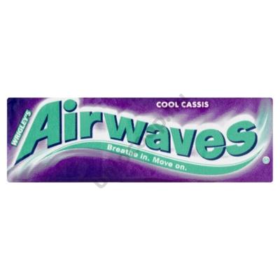 AIRWAVES CASSIS 14G