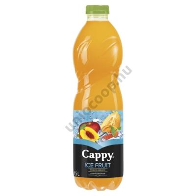 CAPPY ICE FRUIT ŐSZIB.-S.DINNYE 12% 1.5L