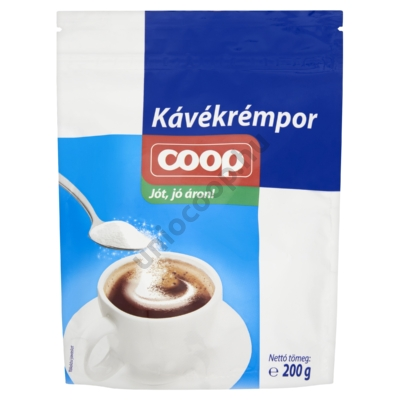 COOP KÁVÉKRÉMPOR 200G