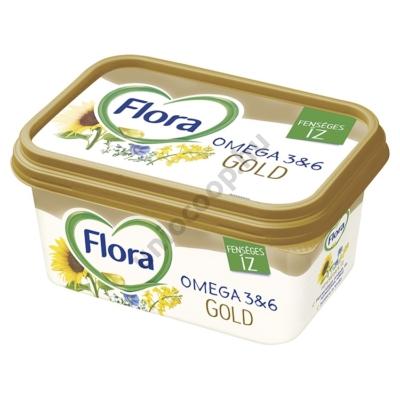 FLORA GOLD MARGARIN 100% NÖV.ALAPÚ 400G