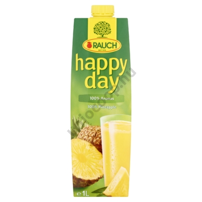 RAUCH HAPPY DAY ANANÁSZLÉ100%ELOP. 1L