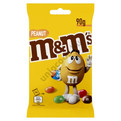 M&M'S FÖLDIMOGYORÓS 90G